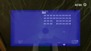 Juego de estilo Space Invaders