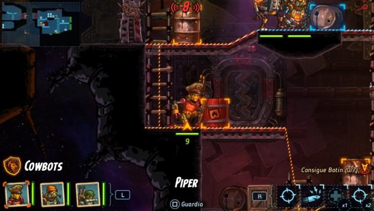 Steamworld Heist review 04.jpg
