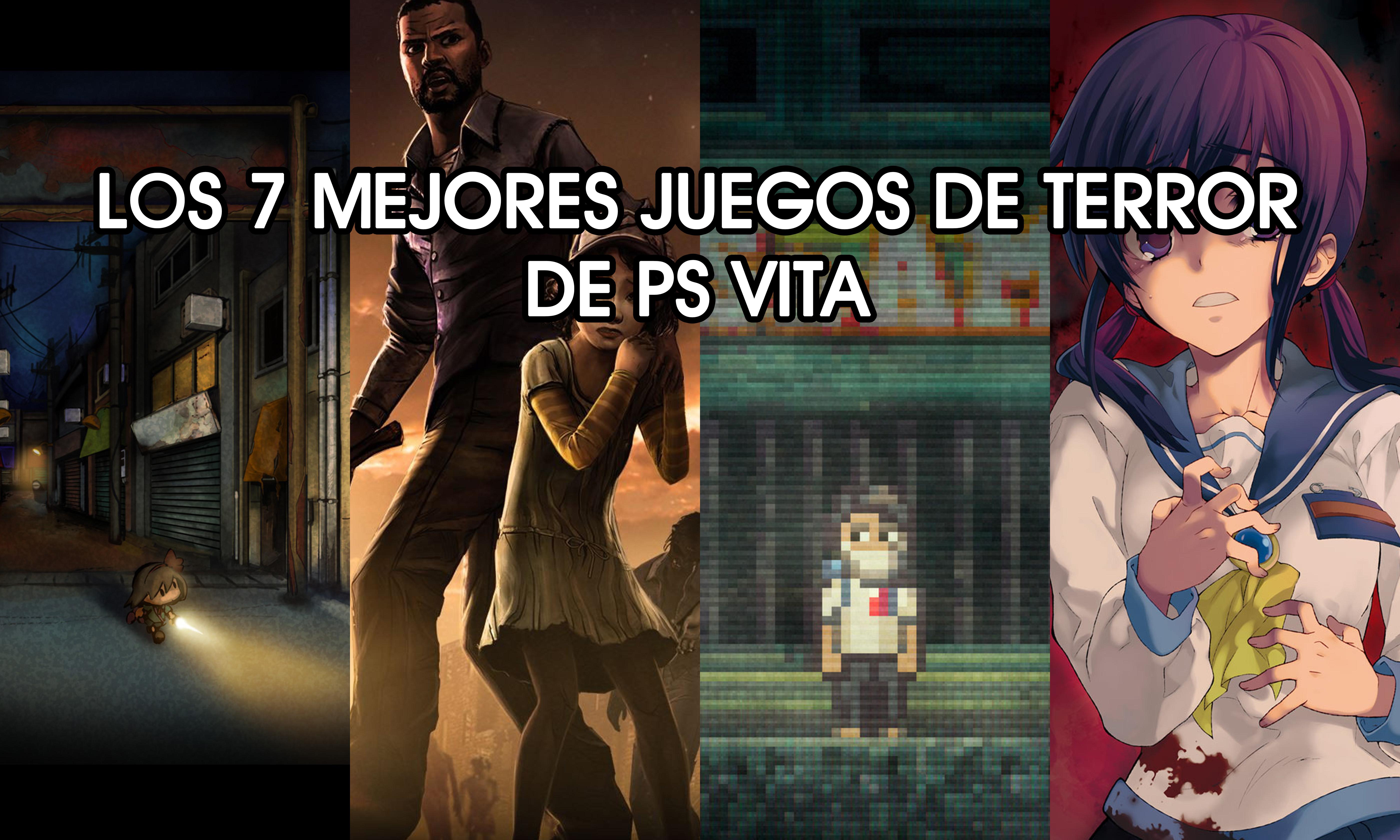 Top 7 Los Mejores Juegos De Terror Para Ps Vita Takoko