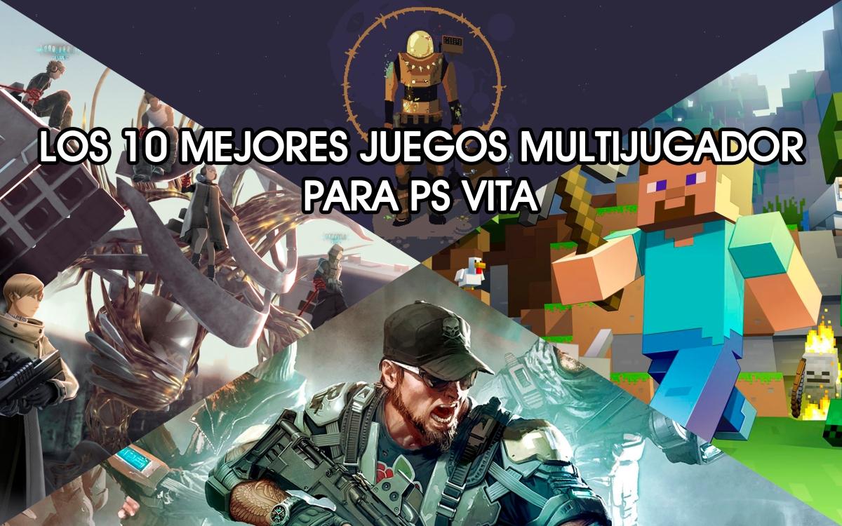 Top 10 Los Mejores Juegos Multijugador Para Ps Vita Takoko