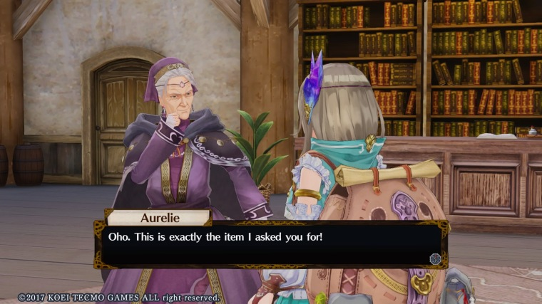 Atelier Firis ~The Alchemist and the Mysterious Journey~_20170314012510