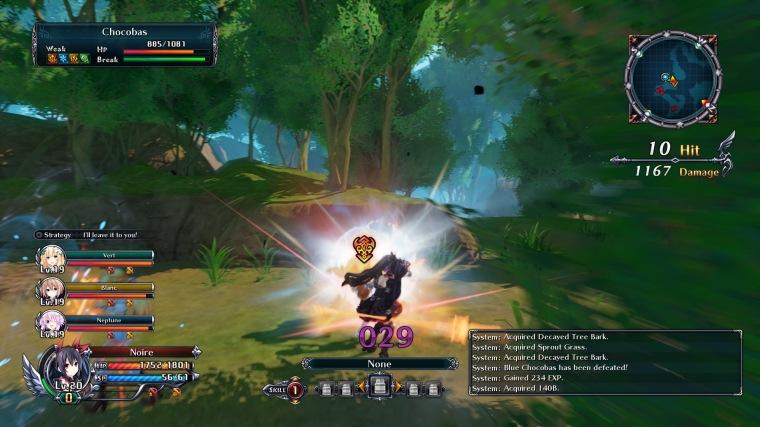Cyberdimension Neptunia: 4 Goddesses Online_20171109040104