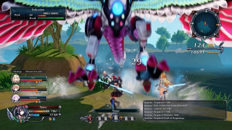 Cyberdimension Neptunia: 4 Goddesses Online_20171109041849