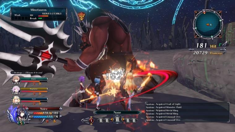 Cyberdimension Neptunia: 4 Goddesses Online_20171112062347