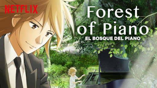 forest of piano nx