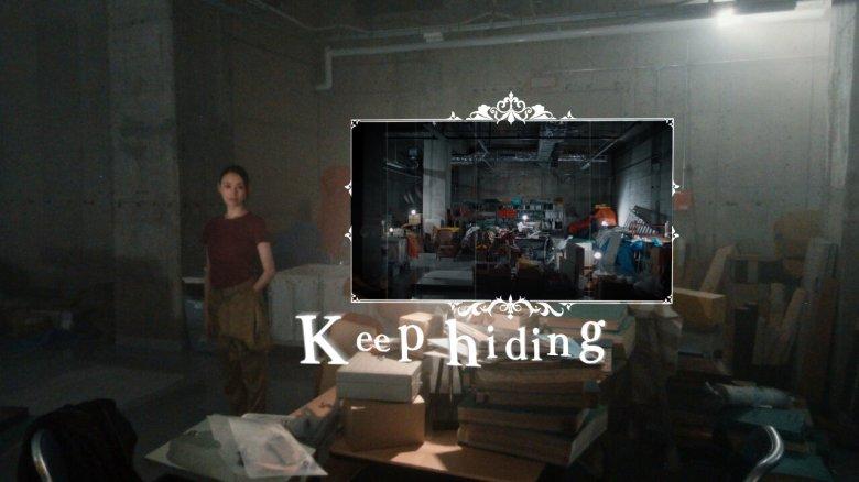 Keep hiding